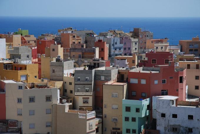 Barrio del Principe (Ceuta).