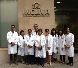 Grupo de investigadores españoles que realizaron el estudio