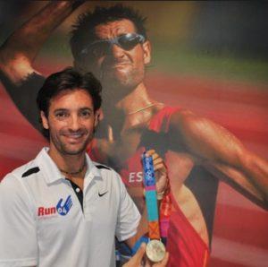Paquillo Fernández, subcampeón del mundo y ahora empresario.