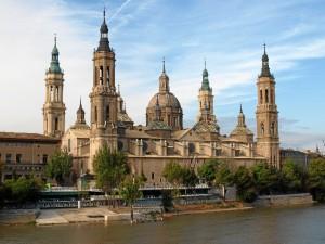 Basílica del Pilar en Zaragoza. / Foto: wikipedia.