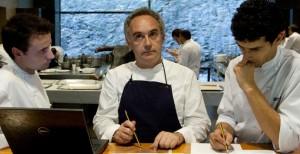 Ferran Adrià.