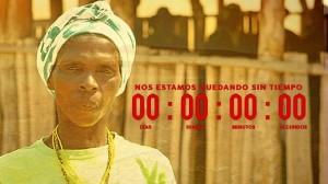 Imagen de la campaña para ayudar a Angola.