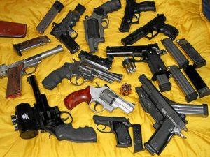 EEUU, un país en el que es muy fácil conseguir un arma.