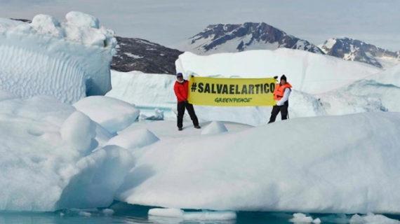 Greenpeace invita a pedalear por el Ártico en más de 150 ciudades de todo el mundo