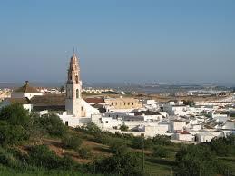 El municipio de Ayamonte, donde aseguran hay un jinete fantasma.