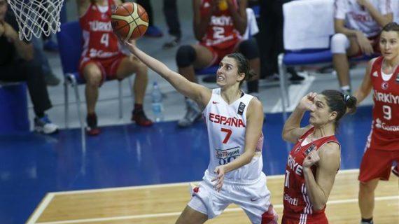 La selección española de baloncesto femenino se mete por primera vez en su historia en la final del Mundial