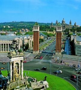 La ciudad de Barcelona. / Foto: Turismo de Barcelona.