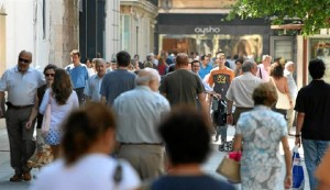 Los hogares lograron ahorrar el segundo trimestre del año. / Foto: Europa Press.