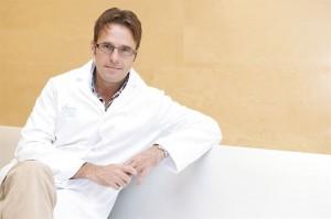 Investigador del VHIO Joaquín Arribas