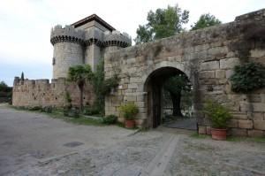 Castillo de Granadilla.