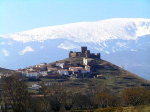 Castillo de Trasmoz.