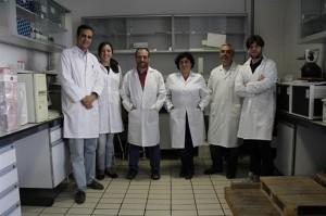 Grupo de investigadores españoles