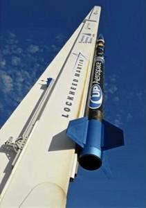 El proyecto será lanzado en un cohete.