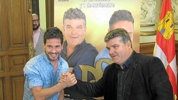 Amigos de Onésimo Sánchez y David de María disputarán un partido a favor del Banco de Alimentos de Valladolid
