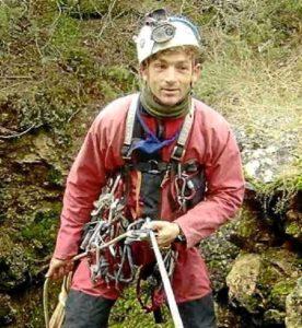 El espeleólogo ha sido rescatado. / Foto: Confederación de Espeleología y Cañones.