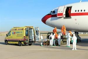Las evacuaciones deberán solicitarlas los médicos. / Foto: mde.es