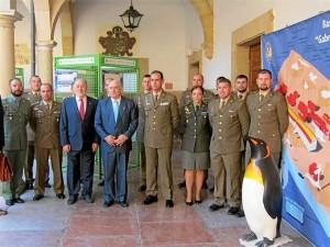 Presentación de la nueva expedición. / Foto: Europa Press.