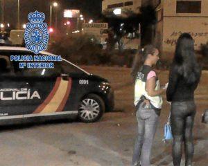 La joven había sido capatada a los 16 años. / Foto: Policía Nacional.