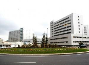 Hospital Universitario Marqués de Valdecilla.