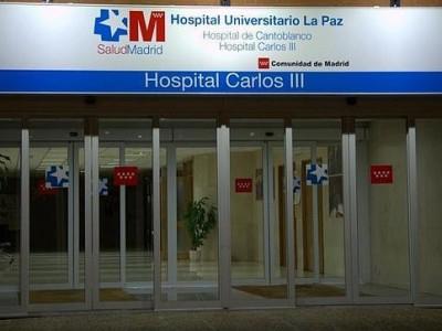 Personal del Hospital de la Defensa 'Gómez Ulla' dará apoyo al Carlos III