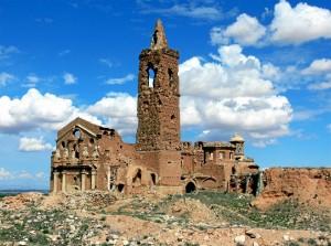De La Cornudilla sólo queda la Torre de la Iglesia. / Foto: www.todofantasmas.com