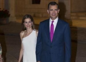Don Felipe y Doña Letizia.
