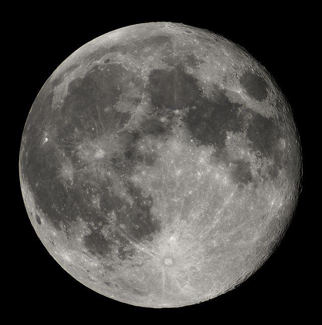 El año 2018 dejará un eclipse total de Luna visible desde España y varias lluvias de estrellas