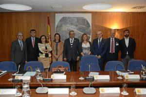 Presentación del informe. / Foto: Ministerio de Educación.