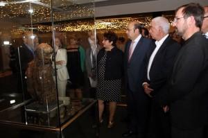 Inauguración de la exposición 'Momias. Testigos del pasado'.