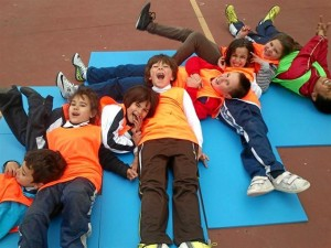 Foto: Aldeas Infantiles y Fundación Rafa Nadal.