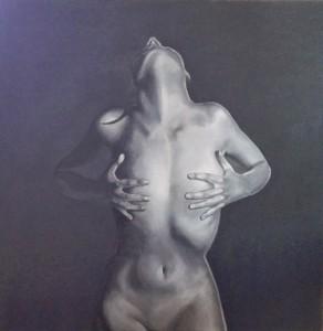 Una de las obras de la artista Olga Reb. / Foto: olga-reb.blogspot.com