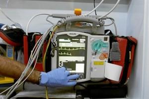 Un electro puede salvar vidas.