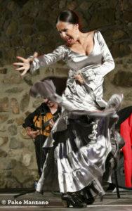 La almeriense participó en el Festival de La Unión este 2014. / Foto: Pako Manzano