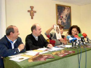 Integrantes de la comisión que organiza los actos. / Foto: Europa Press