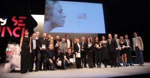 Foto de familia de la gala de clausura. / Foto: www.seminci.es