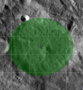 Cráter Séneca.