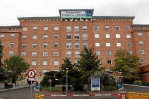 Hospital Virgen de la Salud. / Foto: Europa Press.
