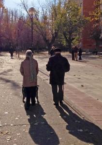 Copago a personas mayores y discapacitados