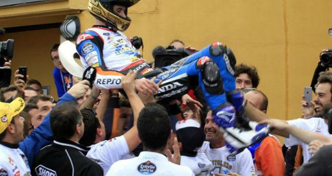 Alex Márquez se proclama campeón del mundo de Moto3