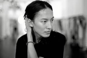 El diseñador Alexander Wang.