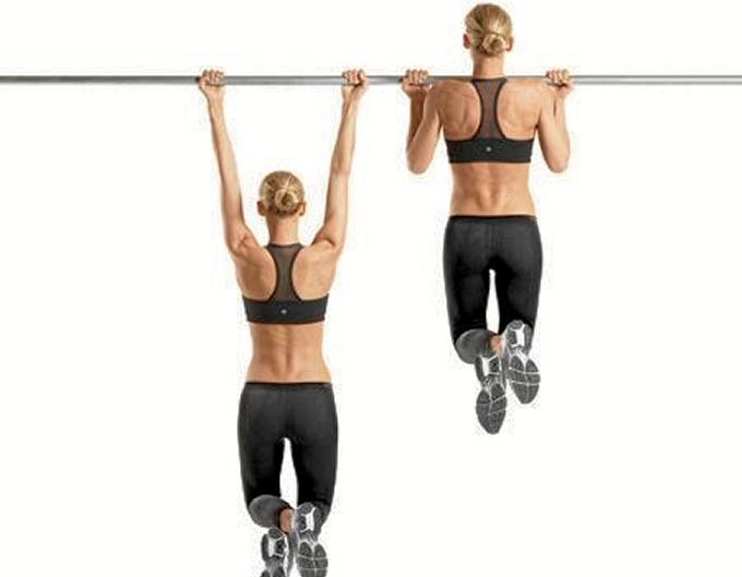 Para perder grasa hay que hacer muchas repeticiones poco peso y muy lento falso - Barras de ejercicio para casa ...