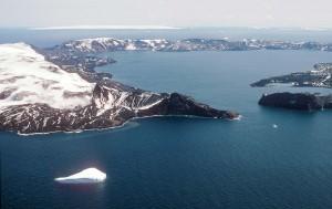Isla Decepción. / http://www.lahistoriaconmapas.com