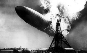 El desastre del Hindenburg. / http://grizzom.blogspot.com.es