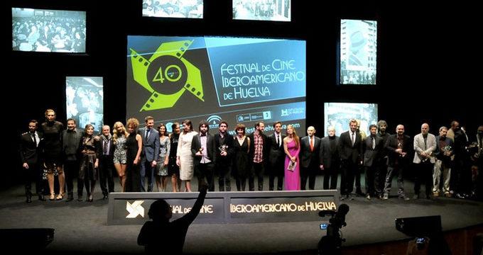 Zanahoria, de Enrique Buchichio, se alza en Huelva con el Colón de Oro de la 40 edición del Iberoamericano