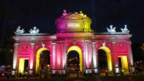 La Puerta de Alcalá proyectará imágenes de la historia del Muro de Berlín al cumplirse 25 años de la caída