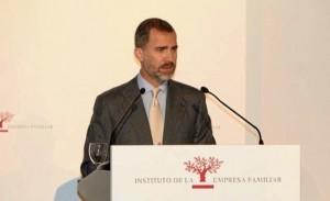 Discurso del Rey en la inauguración del Congreso. / Foto: Europa Press