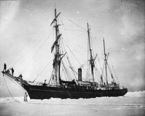 El Endurance de Shackleton atrapado en el hielo. / http://thehornpipeproject.blogspot.com.es