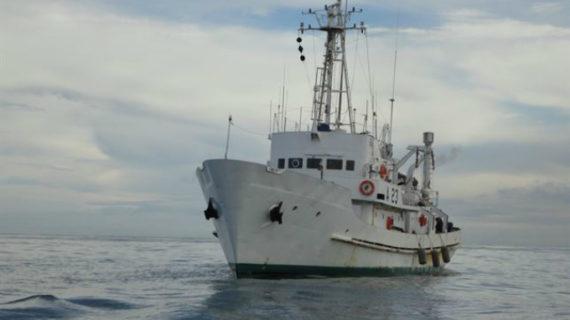 Comienza una campaña hidrográfica en el Golfo de Cádiz y la costa de Huelva
