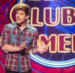 Adrián ha participado en 'El Club de la comedia'.
