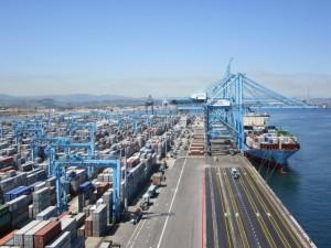 Puerto de Algeciras. / http://www.puertoalgeciras.org
